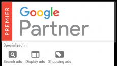 google partenr padge